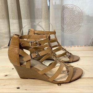 Jessica Simpson wedge sandals woman's 8.5